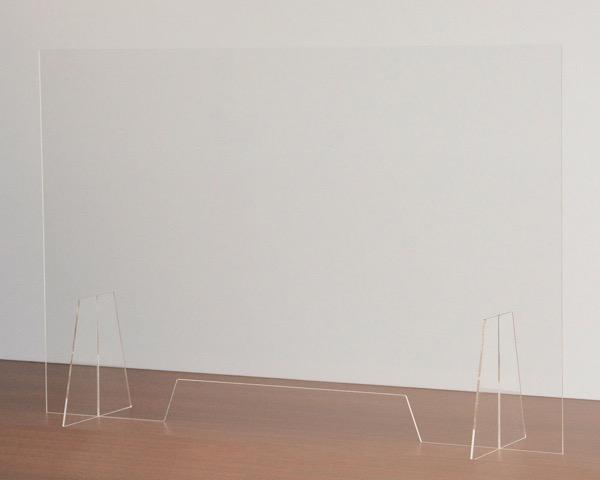 HBPA963 飛沫飛散防止アクリル透明3x600x900【光】