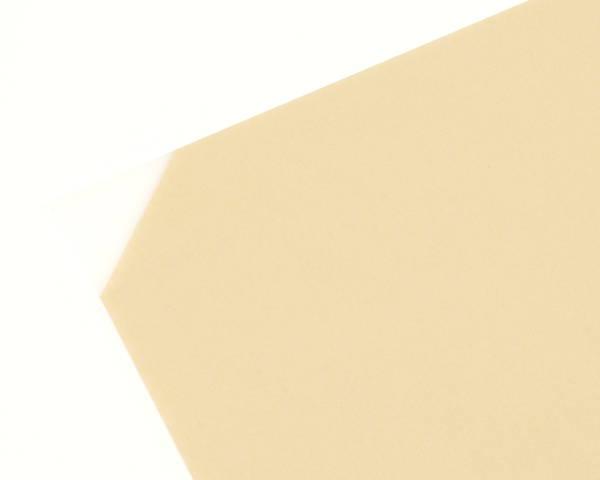 アクリルキャスト板 約930×1860×3ミリ 乳白半透明 KAC9183-3【光】