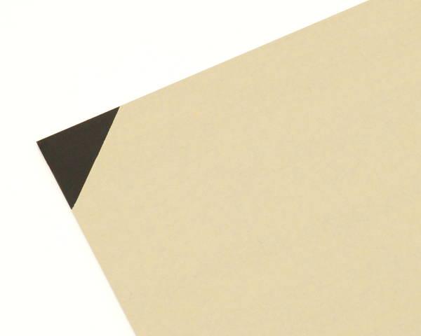 アクリルキャスト板 約930×1860×3ミリ 黒 KAC9183-7【光】