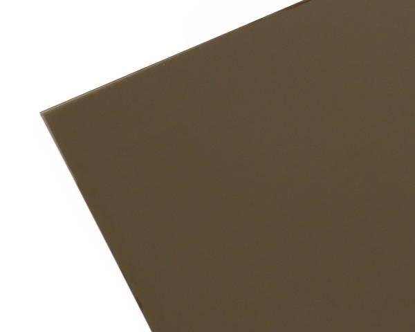 ポリカーボネート板 450×900×3ミリ ブラウンスモーク 2枚 KPAB943-2【光】