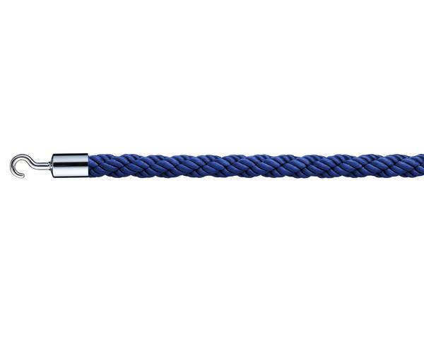 パーテーション用ロープフックタイプ ブルー PRF26-4 ブルー【光】, 北欧セレクトFynda:79079432 --- pricklybaymarina.com