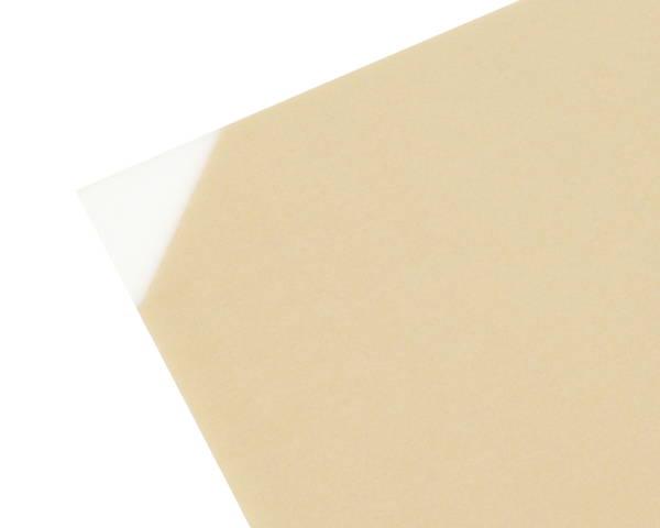 アクリル板 2×1830×915ミリ 乳白半透明 A032-2BL【光】