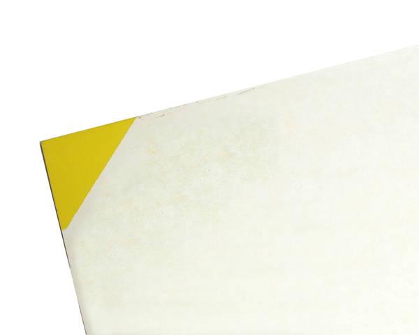 塩ビ板 3×1800×910ミリ 黄 EB1893-3【光】
