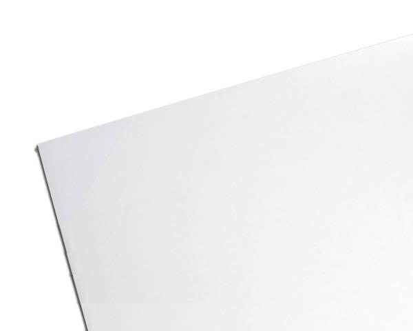 塩ビ板 3×1800×910ミリ 白 EB1893-5【光】