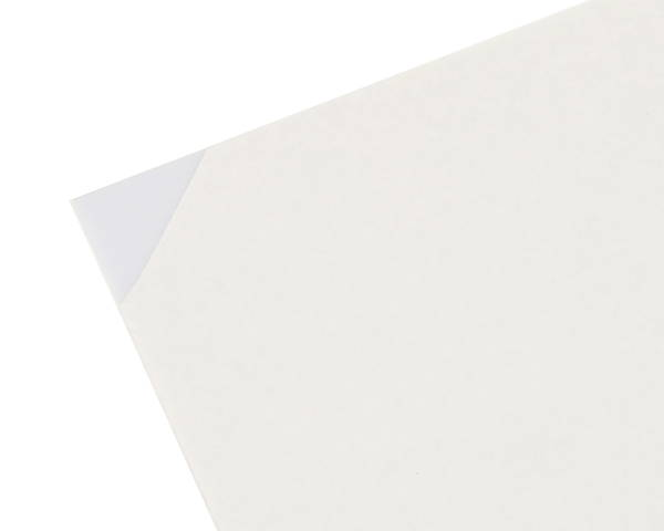 塩ビ板 3×1800×910ミリ 乳半 EB1893-12【光】