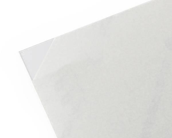 塩ビ板 3×1800×910 透明つや消し EB1893-13【光】