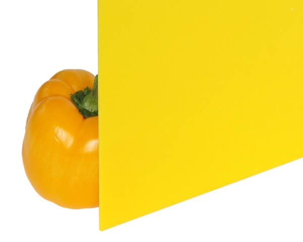 アクリル板 3×1-00×1300ミリ 黄色 A265-3UL【光】