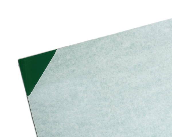 塩ビ板 2×1800×910ミリ 緑 EB1892-4【光】