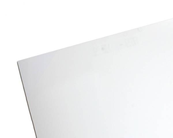 塩ビ板 2×1800×910ミリ 白 EB1892-5【光】