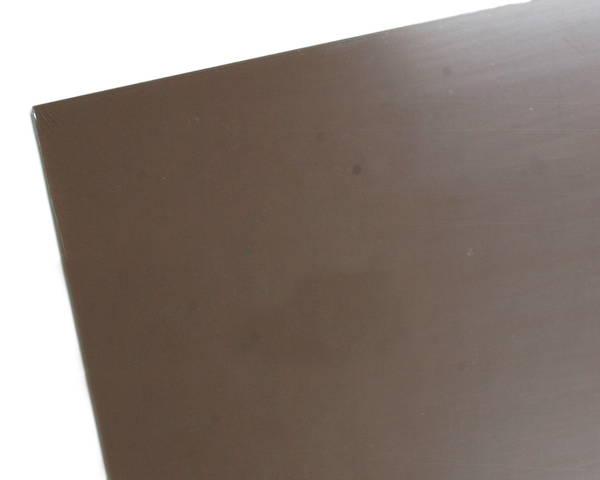 ポリカエース 910×1820×3ミリ ブラウンスモーク KPA1830-2【光】