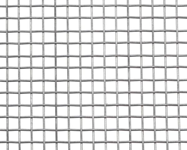 亜鉛引平織網 #22×6.5メッシュ×455mm 30m 巻売【吉田隆】