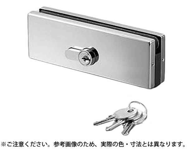 M1030-14-10D ガラスドア用錠 M1030型【スガツネ工業】