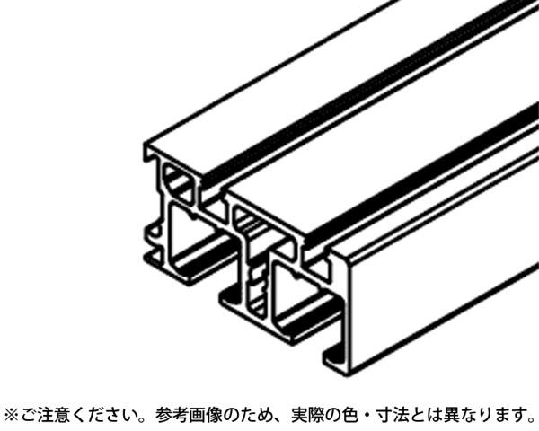 40-3156-350 エクリーガル C26HM-IS レール ダブル 長さ3500mm【スガツネ工業】