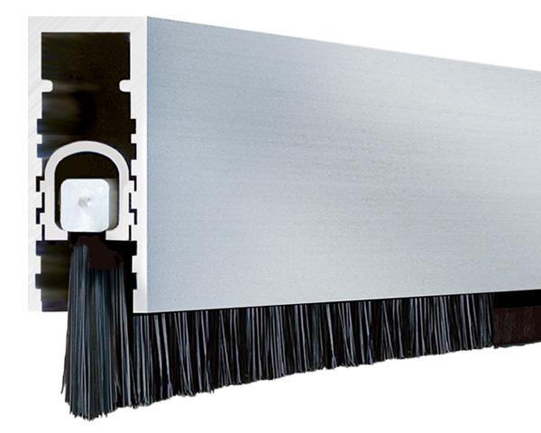 下框用ピンチブロック 1500 シルバー FL-BK-1500