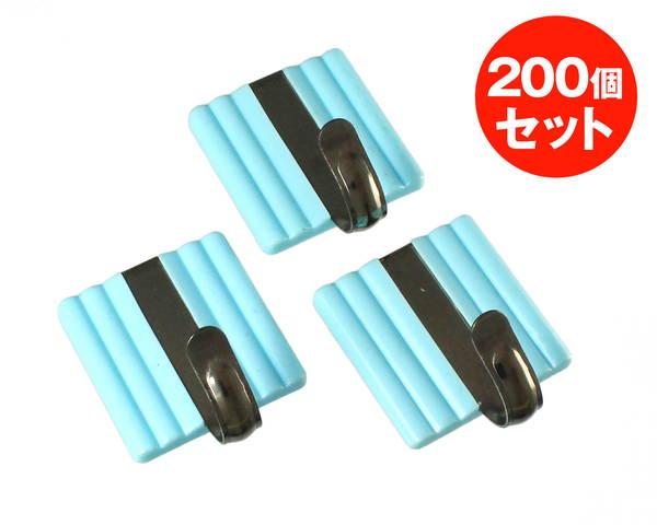s11b200 スッポンフック カク 200個 ブルー【大一鋼業】