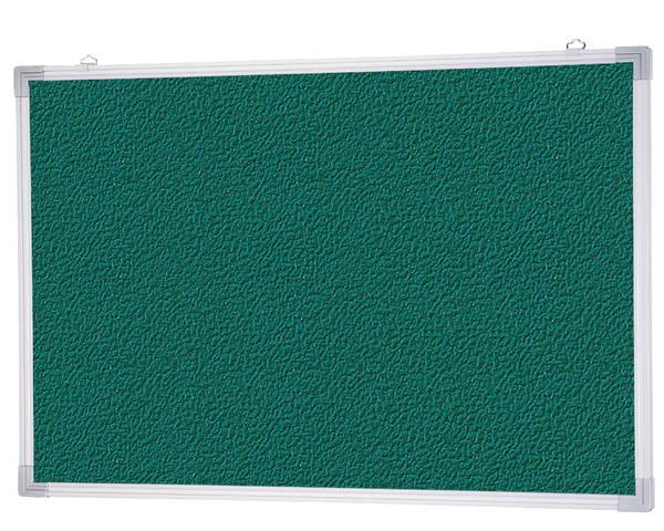 アルミ掲示板(吊下型) レザーグリーン貼 SMS-1022【神栄ホームクリエイト】※返品不可