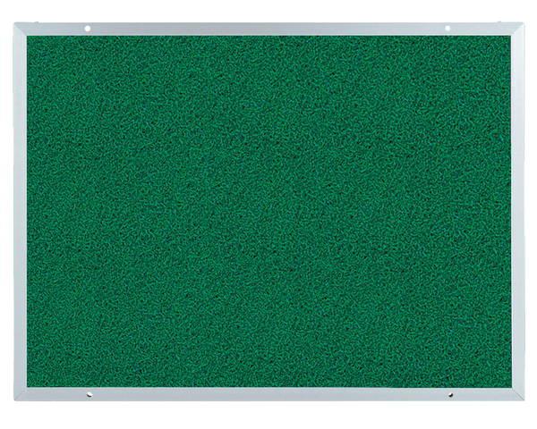 アルミ掲示板 ラシャグリーン貼 SK-401-1A【神栄ホームクリエイト】