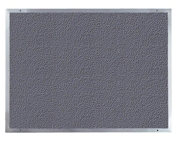ステンレス掲示板 レザーグレー貼 SK-401-1S【神栄ホームクリエイト】