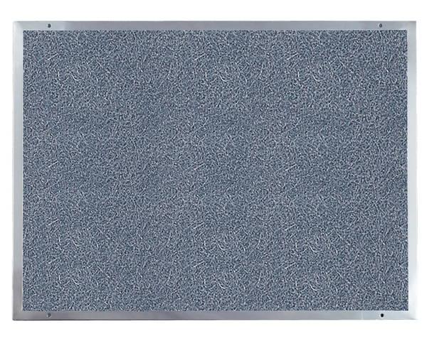 ステンレス掲示板 ラシャグレー貼 SK-401-2S【神栄ホームクリエイト】※返品不可