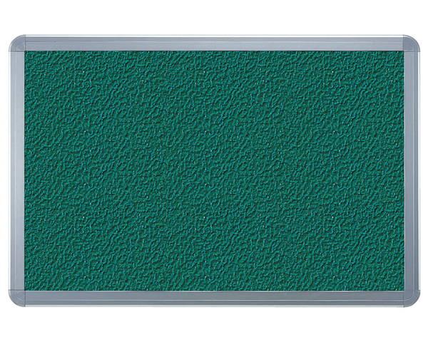 アルミ掲示板(フレーム取外し型) レザーグリーン貼ブロンズ SMS-1062B【神栄ホームクリエイト】※返品不可