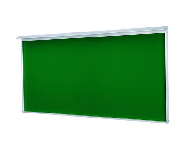 アルミ屋外掲示板(壁付型) シルバー SK-6020-3【神栄ホームクリエイト】※返品不可