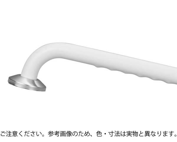 補助手摺(樹脂被覆・ディンブル加工付) 標準取付タイプ(B・D・G)ブラウン SK-290RJDP-45150【神栄ホームクリエイト】