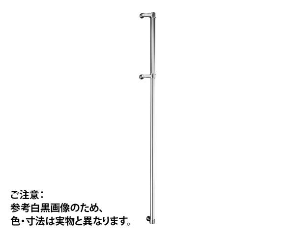 FHS2112-1350Lハンドル セミロング 鏡面 1350mm 左 キーパー 標準DT【神栄ホームクリエイト】