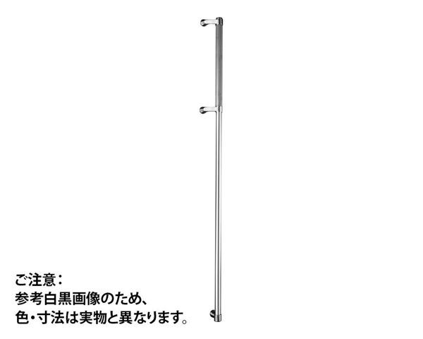 FHBS2212-BR-135ハンドル セミロング 鏡面/ブラウン 1350mm 左 標準DT【神栄ホームクリエイト】