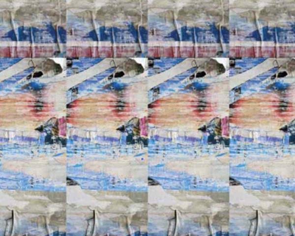 デジタルプリント壁紙 フェイク柄 F015 460mm×10m【アサヒペン】