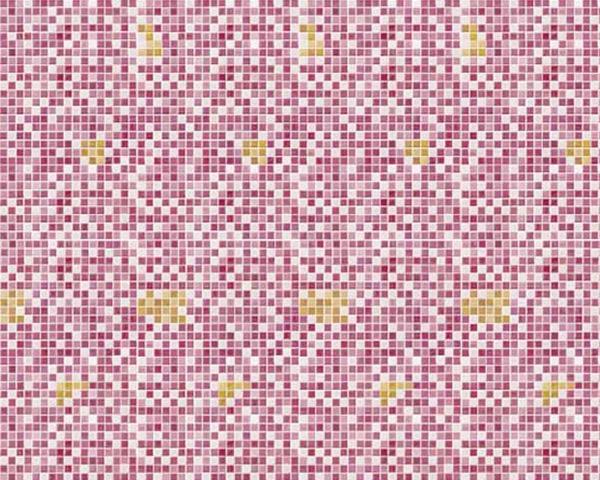 デジタルプリント壁紙 フェイク柄 F008 460mm×50m【アサヒペン】