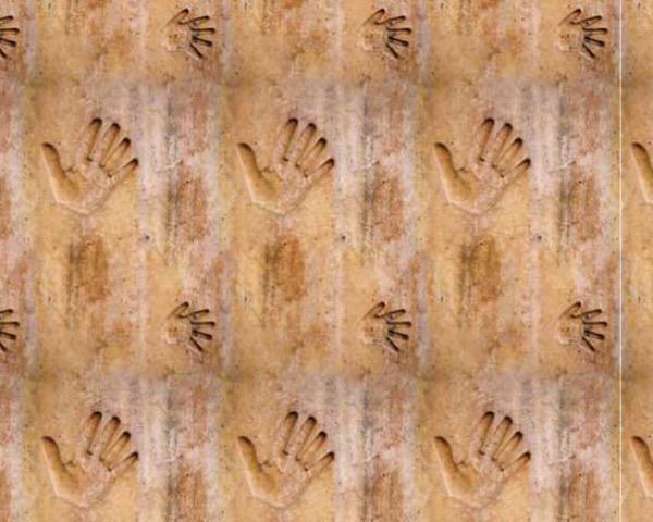 デジタルプリント壁紙 フェイク柄 F012 460mm×50m【アサヒペン】