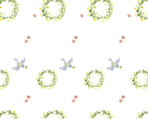 デジタルプリント壁紙 ナチュラル柄 n025 460mm×50m【アサヒペン】