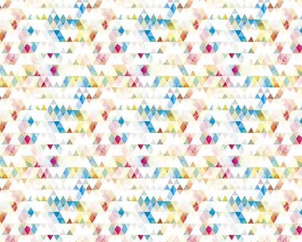 デジタルプリント壁紙 ポップ柄 p012 460mm×50m【アサヒペン】