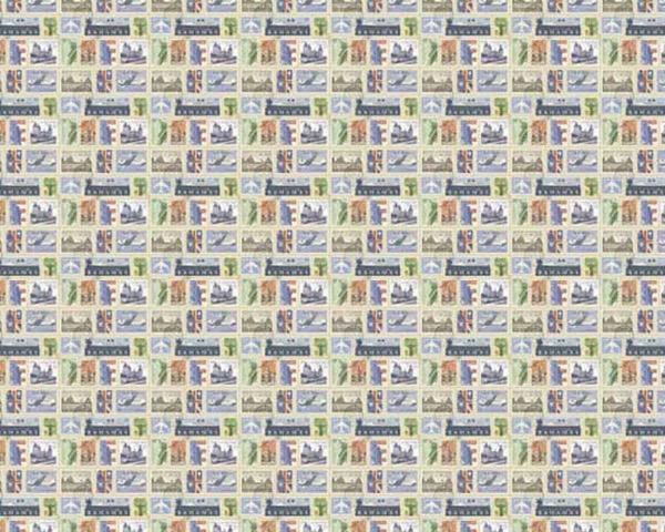 デジタルプリント壁紙 ヴィンテージv002 920mm×20m【アサヒペン】