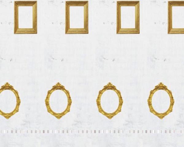 デジタルプリント壁紙 ヴィンテージv016 920mm×20m【アサヒペン】