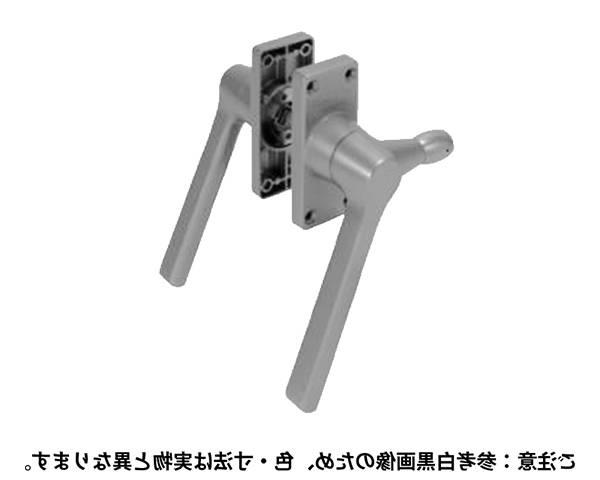 DC-X-181ROS ローラー付キグレモンハンドルL(片面)【中西産業】
