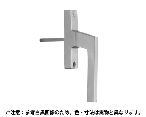 DC-X-1500B 開窓 ATハンドル R【中西産業】