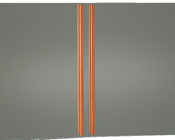 【ドアハンドル】G90-35-050 L2000【ユニオン】
