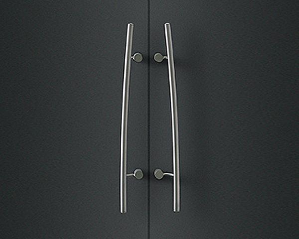 【ドアハンドル】T3001-21-120-L L600【ユニオン】