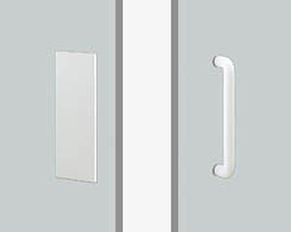 【ドアハンドル】T5003-53-076 L300【ユニオン】