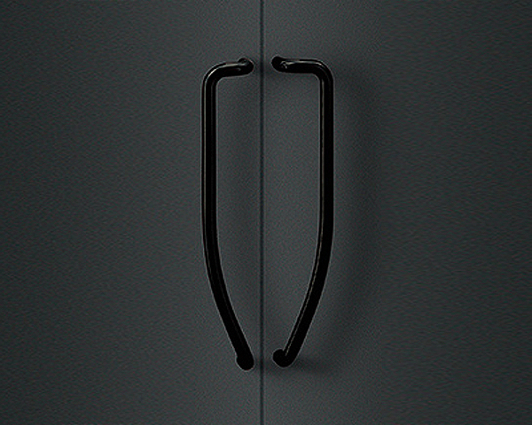 【ドアハンドル】T7000-33-101-L L600【ユニオン】