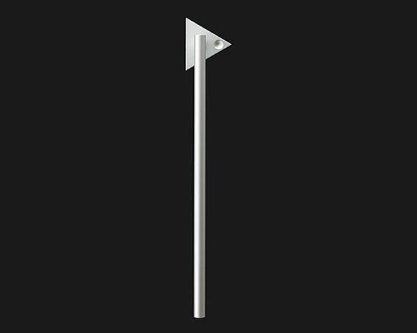 【ドアハンドル】T9000-30-130-L 99*637*69【ユニオン】