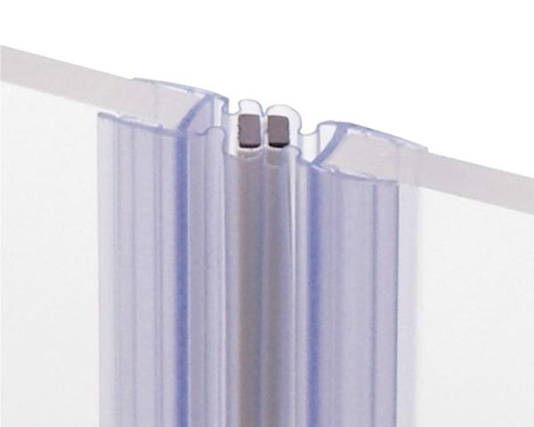 OT-H730-2 ガラス用エッジシール(マグネットタイプ) 8mm 10本5組 【ジョー・プリンス竹下】