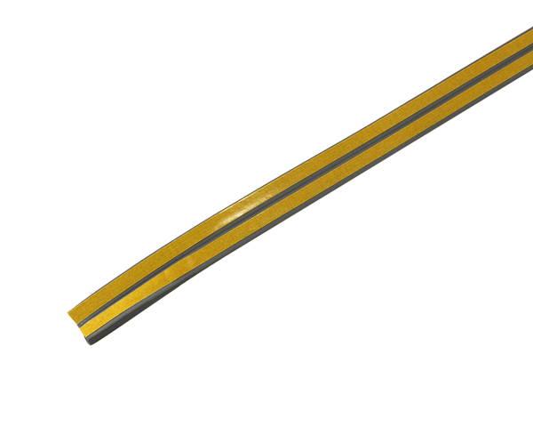 P型戸当テープ グレー5.5×9 50m巻 KPG60-50【光】