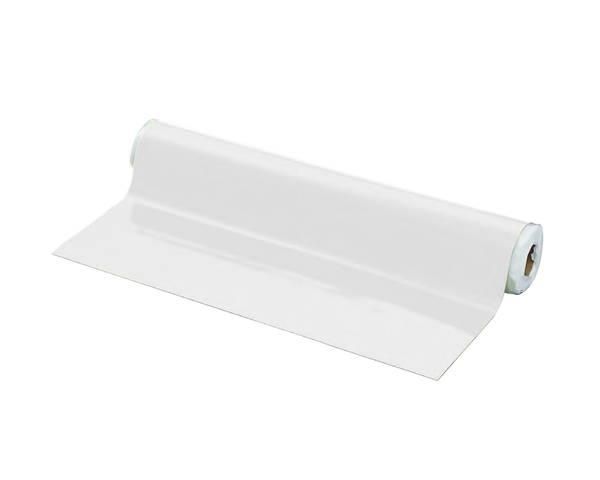 ゴムマグネット白 0.8×1000 10m巻 GM08-8004W【光】