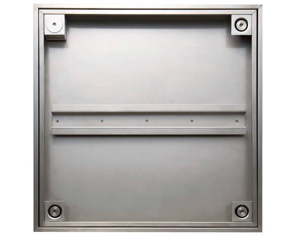 FSMPD45KN 床点検口アンダーハッチ(錠付 ステンレス製)【ダイケン】