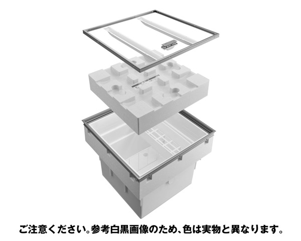 PKL60ND 床下収納庫 気密・断熱タイプ 深型【ダイケン】