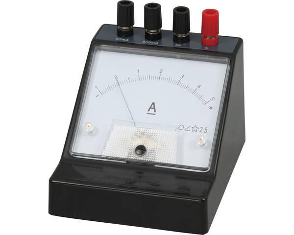 93552 ヒューズ付直流電流計B型4個組【アーテック】
