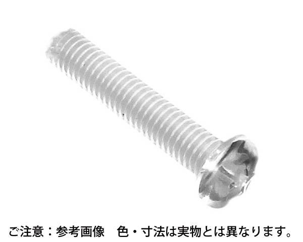 プラスチック ナベ頭小ネジ サイズ5X25 入数500【ハイロジック】
