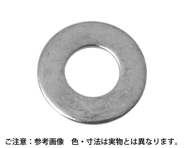 ステンレス 丸ワッシャー (J I S) サイズ3X8x0.5 入数20000【ハイロジック】